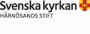 Logotype for Härnösands stift